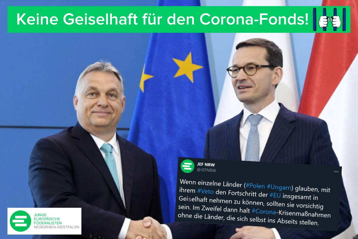 2020_Veto Corona Hilfsfond_Rechtsstaatsmechanismus_ Polen_Ungarn