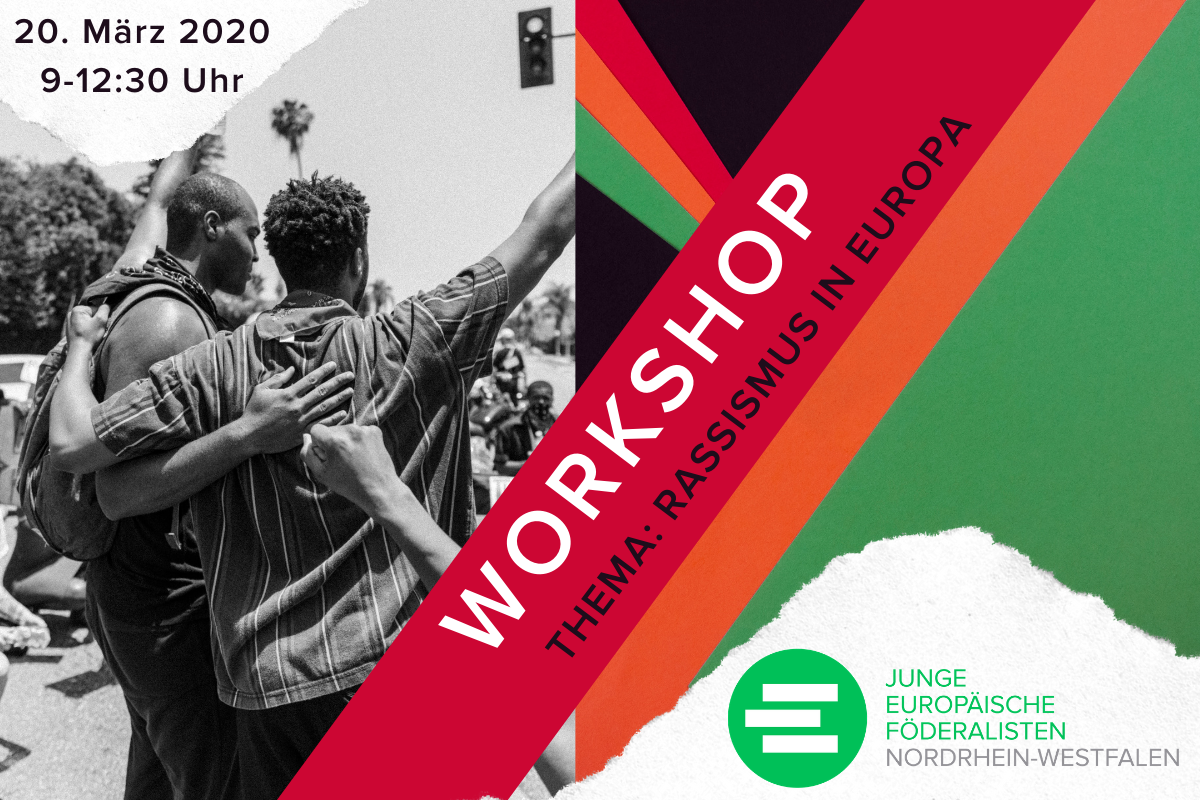 Workshop: Rassismus in Europa