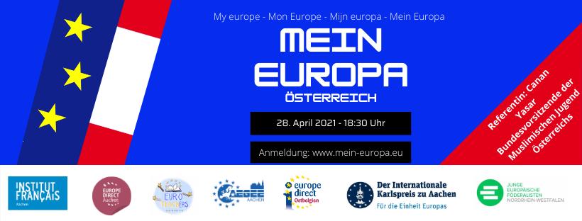 'Mein Europa - Österreich'